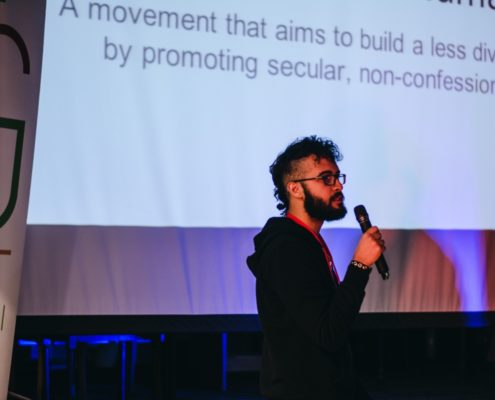 Presentation on LGBT+ rights