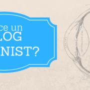 de ce un blog umanist